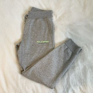 New polo sport sweatpants